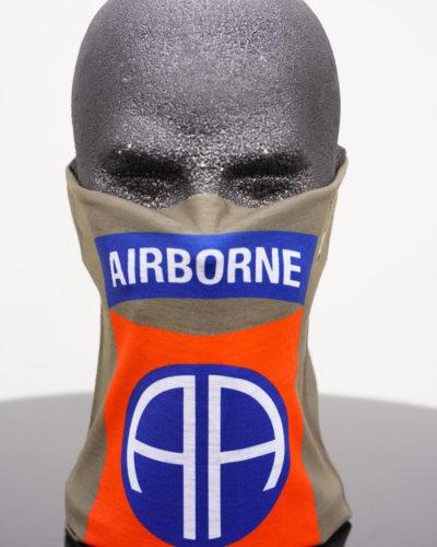 Echarpe tour de cou Airborne rouge