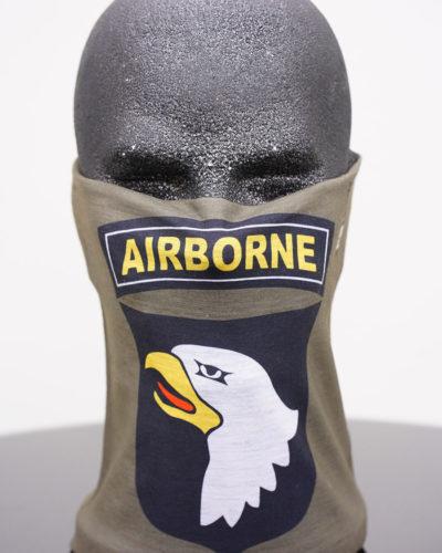 Echarpe tour de cou Airborne (aigle)