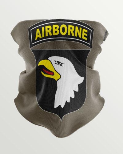 Cache-cou US Airborne (aigle)