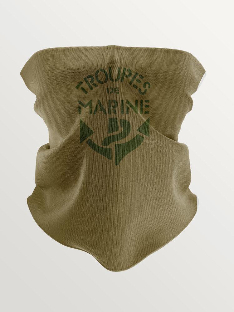 Cache-cou Troupes de Marine